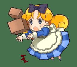 Small Alice sticker #192655