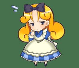 Small Alice sticker #192658