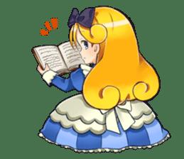 Small Alice sticker #192661