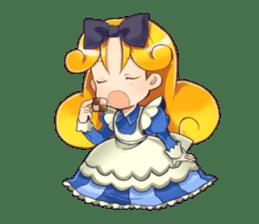 Small Alice sticker #192663