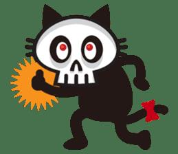 SkullCat sticker #193268