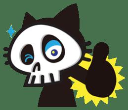 SkullCat sticker #193274