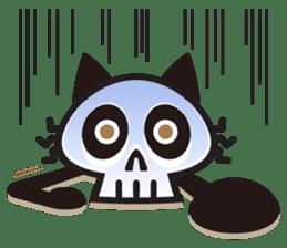 SkullCat sticker #193285