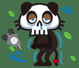 SkullCat sticker #193297