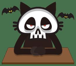 SkullCat sticker #193303
