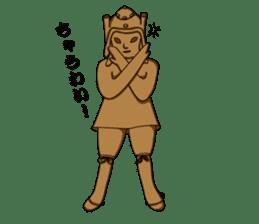 Naniwa Haniwa sticker #194553