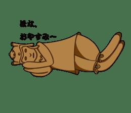 Naniwa Haniwa sticker #194558