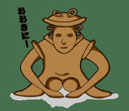 Naniwa Haniwa sticker #194573