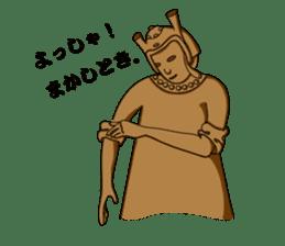 Naniwa Haniwa sticker #194574