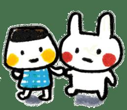 Usagi's best friend sticker #194867