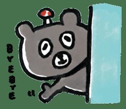 Usagi's best friend sticker #194869