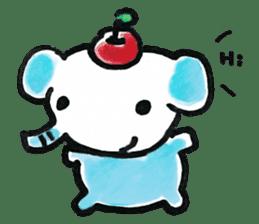 Usagi's best friend sticker #194873