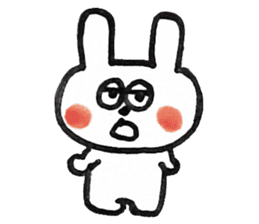 Usagi's best friend sticker #194875