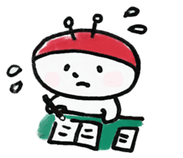 Usagi's best friend sticker #194877