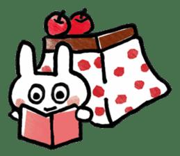 Usagi's best friend sticker #194887
