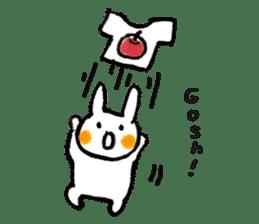 Usagi's best friend sticker #194895