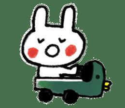 Usagi's best friend sticker #194900