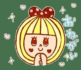 Stamp heartwarming en-chan sticker #195769