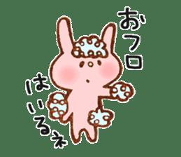 Stamp heartwarming en-chan sticker #195795