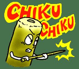 CHI-KUN of the CHIKUWA sticker #196203