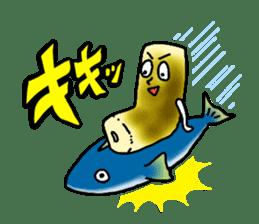 CHI-KUN of the CHIKUWA sticker #196219