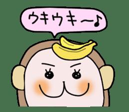 Conversation of Mimi 2 sticker #198088