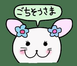 Conversation of Mimi 2 sticker #198094