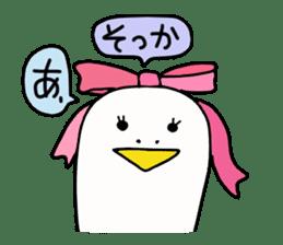 Conversation of Mimi 2 sticker #198096