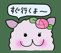 Conversation of Mimi 2 sticker #198099
