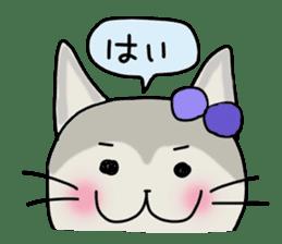 Conversation of Mimi 2 sticker #198102