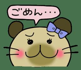 Conversation of Mimi 2 sticker #198103