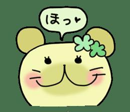 Conversation of Mimi 2 sticker #198105