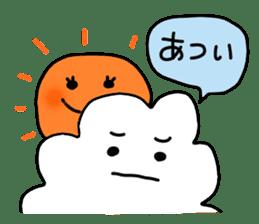 Conversation of Mimi 2 sticker #198110