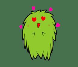 Spirit of Green sticker #198541