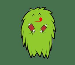 Spirit of Green sticker #198551