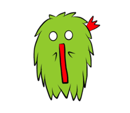 Spirit of Green sticker #198557