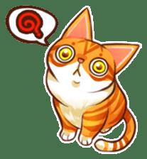 Budwei Cat sticker #199665