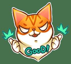 Budwei Cat sticker #199673