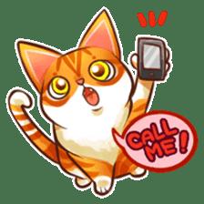 Budwei Cat sticker #199680