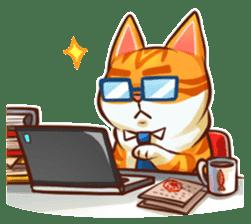 Budwei Cat sticker #199681