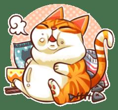Budwei Cat sticker #199694