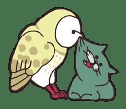 yamaimo & kagishippo sticker #201047