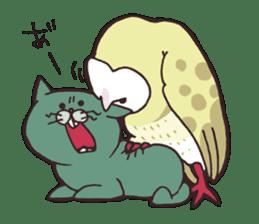 yamaimo & kagishippo sticker #201048