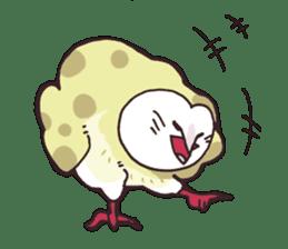 yamaimo & kagishippo sticker #201054