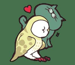 yamaimo & kagishippo sticker #201058