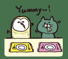 yamaimo & kagishippo sticker #201071