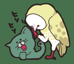 yamaimo & kagishippo sticker #201076