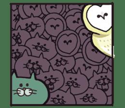 yamaimo & kagishippo sticker #201079