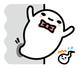 Charlie the ghost sticker #201826