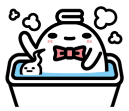 Charlie the ghost sticker #201834
